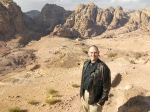 On the Mountaintop in Petra